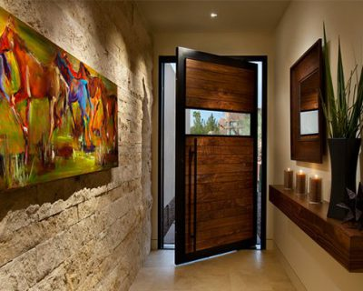 Entrance Area Design Ideas