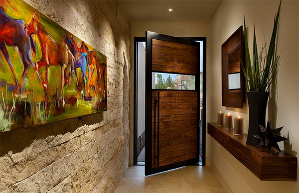 Entrance Area Design Ideas