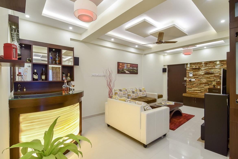 Mr Raghavan S Modern Indian Home Interiors Interior Designers In Coimbatore Best Interior Design Company In Coimbatore
