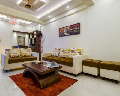 Mithun 3bhk Home Interiors at Eden Gardens