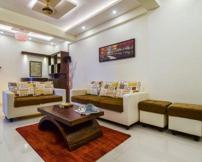 Mithun 3bhk Home Interiors at Eden Gardens