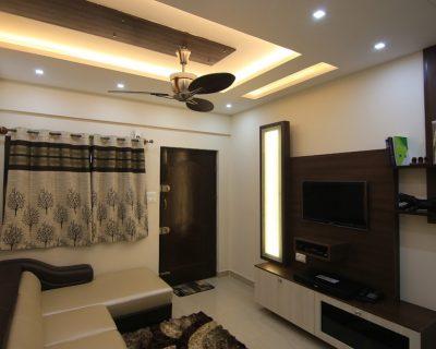 Mr. Varun 2bhk Apartment Interiors