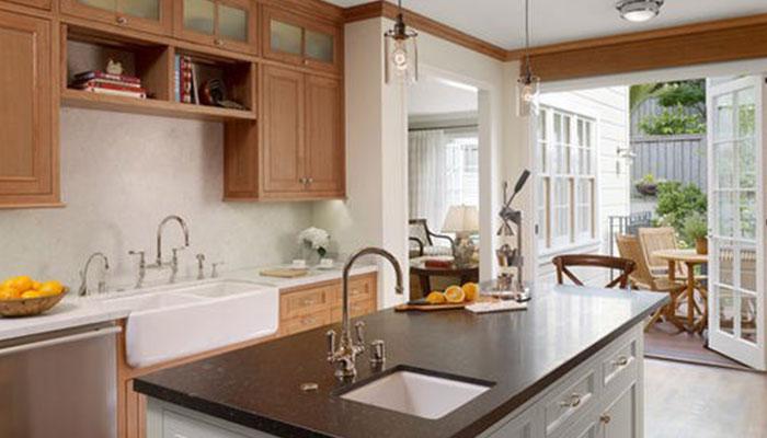 Top Kitchen Interior Designing Trends