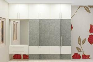 Four-Door Wardrobes
