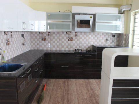 Dream Interiors – 2 Bhk Apartment,Coimbatore